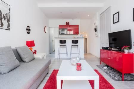 Grand studio calme&lumineux❤️Proche GEM & gare #G4 : Appartement proche de Grenoble