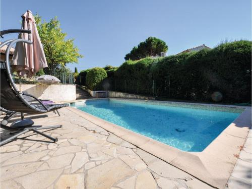 Holiday home Mougins EF-1568 : Hebergement proche de Mougins