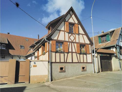 Two-Bedroom Holiday Home in Odratzheim : Hebergement proche d'Allenwiller