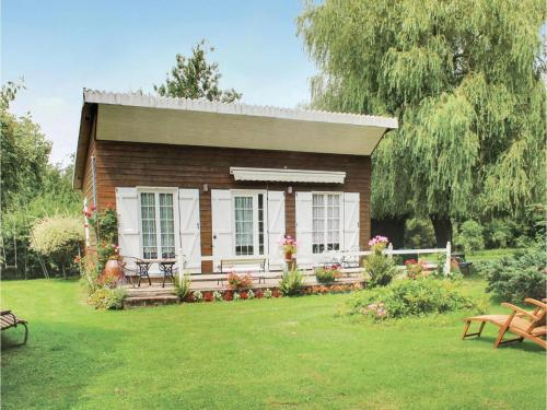 Holiday Home Dimont Rue Des Sars Poteries : Hebergement proche de Flaumont-Waudrechies