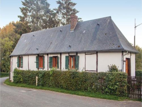 Holiday Home Lucy Route De Menonval : Hebergement proche de Forges-les-Eaux