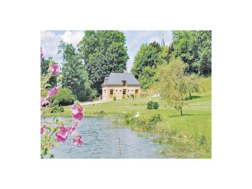 Holiday Home La Bergerie II : Hebergement proche de Bourville