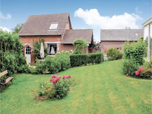 One-Bedroom Holiday Home in Luneray : Hebergement proche de Bourville
