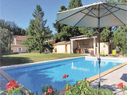 Four-Bedroom Holiday Home in Montsegur sur Lauzon : Hebergement proche de Bouchet