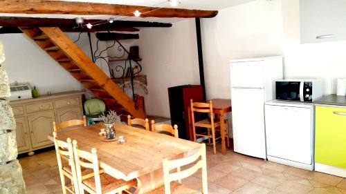 Holiday home Montblanc : Hebergement proche de Saint-Pierre