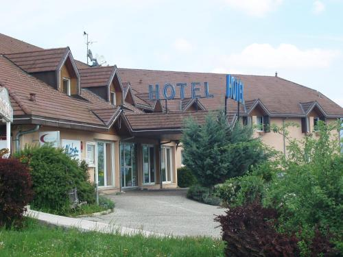 Alpha : Hotel proche d'Andilly