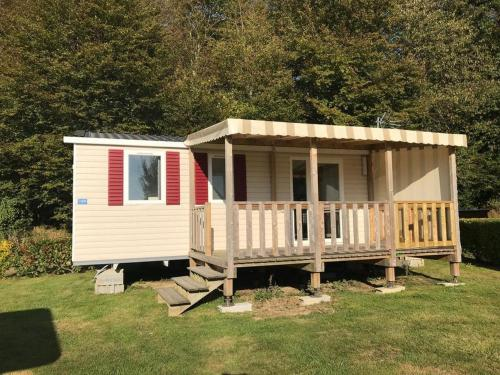 Mobil Home 199 : Hebergement proche de Placy-Montaigu