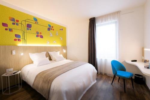 Quality Hotel Amiens Poulainville : Hotel proche de Breilly
