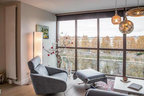 Luckey Homes - Quai Amiral Hamelin : Appartement proche de Saint-Pair