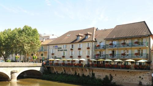 Best Western Le Pont d'Or : Hotel proche de Cambes