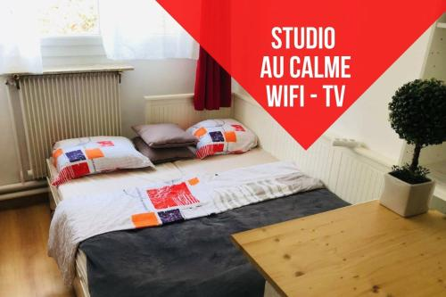 Private studio 20 minutes from PARIS : Appartement proche de Davron