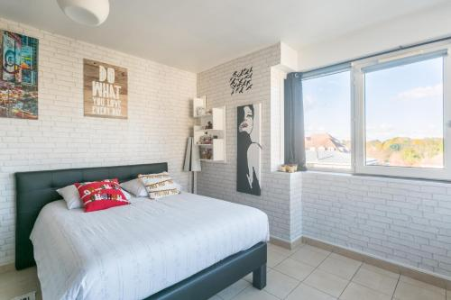 Studio close Disney Paris : Appartement proche de Saint-Thibault-des-Vignes