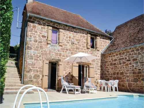 Holiday home Puy Redon H-639 : Hebergement proche de Coubjours