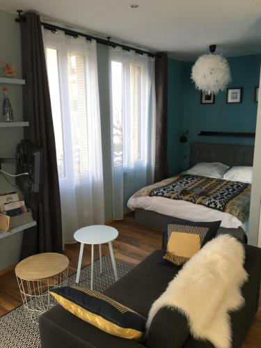 Appartement Studio Le Leman