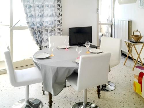Appartement Apartment Avenue des Thermes Athena