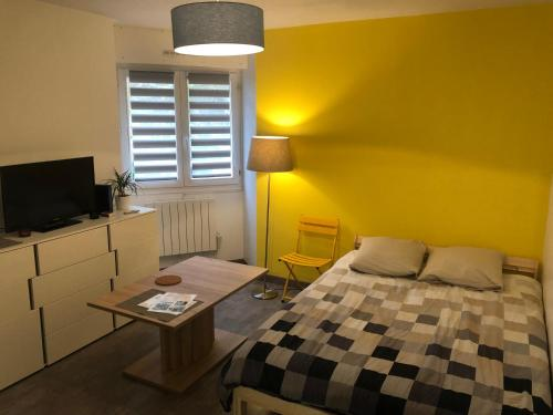 Studio à 15min du centre : Appartement proche de Truchtersheim