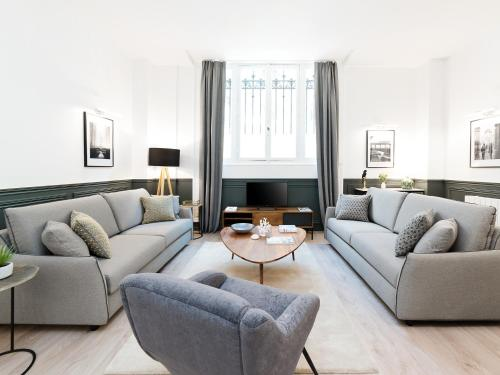 THE RESIDENCE - LUXURY 3 BEDROOM PARIS CENTER : Appartement proche du 10e Arrondissement de Paris