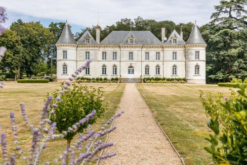 Cernay Chateau Sleeps 16 Pool WiFi : Hebergement proche de Mondion