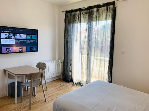Appartement Studio 1 proche Airbus a TOULOUSE ST Martin du Touch