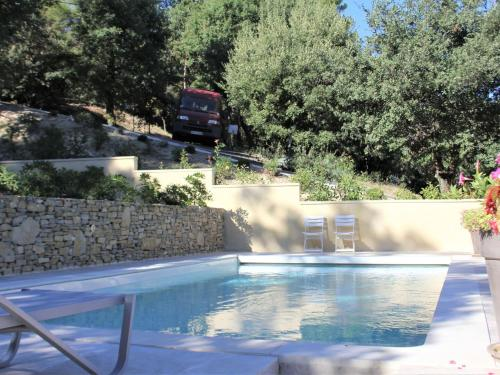 Holiday home Faucon II : Hebergement proche de Pierrelongue