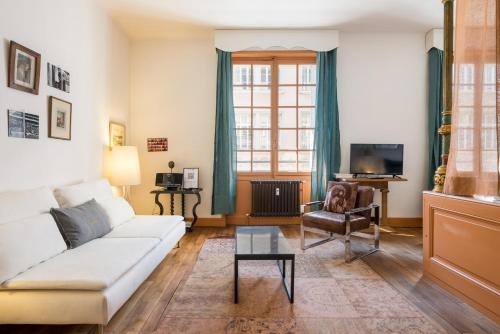 Honorê - Suite Jacobins : Appartement proche de Lyon