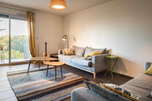 Luckey Homes - Rue du Professeur Pierre Marion : Appartement proche de Collonges-au-Mont-d'Or