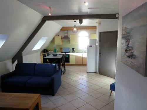 LE BRIDGE : Appartement proche de Cuverville