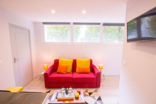Appartement Luckey Homes - Rue Saint-Fargeau