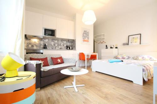 Colmar City Center - Résidence BELLE ALSACE - Studio 3 - BookingAlsace : Appartement proche de Horbourg-Wihr