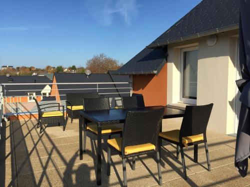 Le Clos Normandy : Appartement proche de Saint-Arnoult