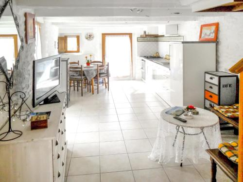 Apartment Kergroix : Appartement proche de Locoal-Mendon