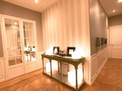 The Gorgeous : Appartement proche de Thugny-Trugny