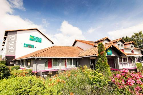 Quality Hotel Clermont Kennedy : Hotel proche de Prompsat