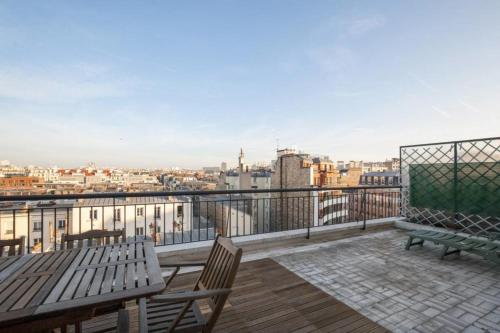Appartement Cosy flat with big terrace for 2p - Eiffel Tower