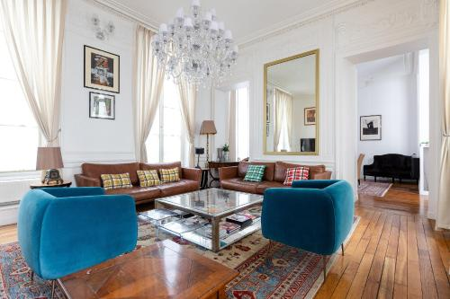 Private Apartment - Opera - Bourse : Appartement proche du 9e Arrondissement de Paris