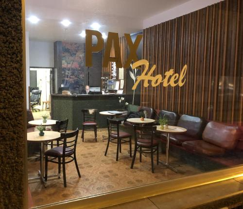 Pax Hotel : Hotel proche d'Ambilly