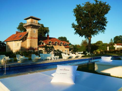 Beaumanoir Small Luxury Boutique Hotel : Hotel proche d'Anglet