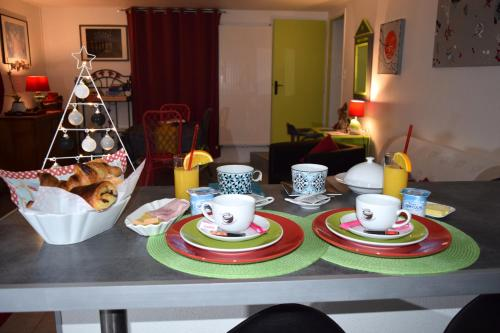 Hébergement Bed and Breakfast Gite le Ginkgo