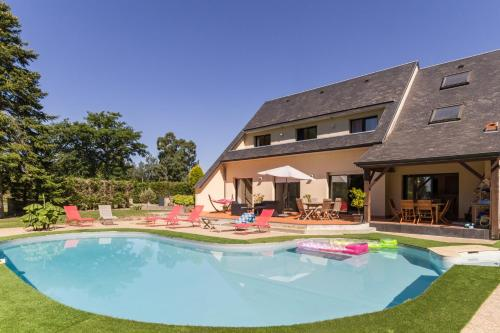 Holiday home La Basse Guette : Hebergement proche d'Avranches