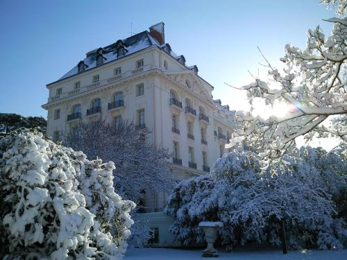Waldorf Astoria Trianon Palace Versailles : Hotel proche de La Celle-Saint-Cloud