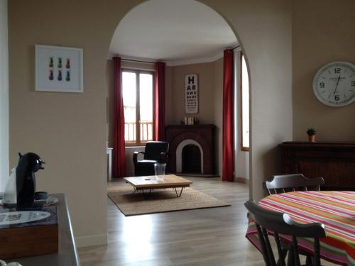 Citybreak Le Griffoul : Appartement proche de Puybegon