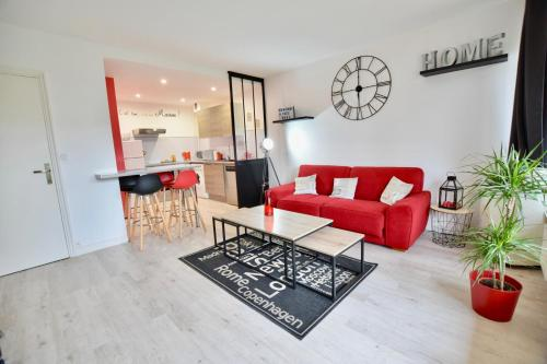 Welcome-Angers Appartement : Appartement proche d'Angers
