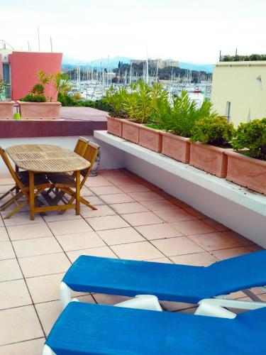 SAINT ROCH Antibes : Appartement proche d'Antibes