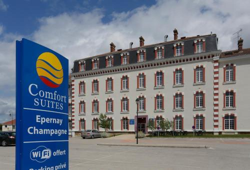 Appartement Comfort Suites Epernay