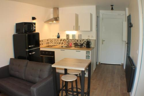 Charmant studio : Appartement proche de Salins