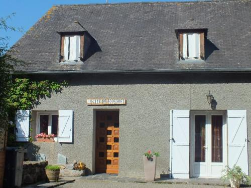 Holiday home Rue du Bousquet : Hebergement proche d'Allier