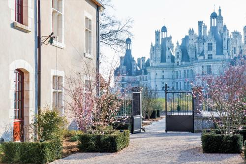 Relais de Chambord - Small Luxury Hotels of the World : Hotel proche de Thoury