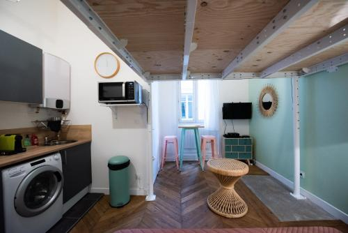 Mezza y Pastel - Cosy et Design : Appartement proche de Écully