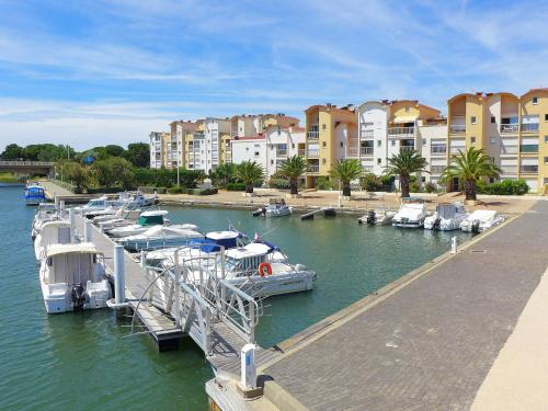 Appartement Apartment Les Marines II