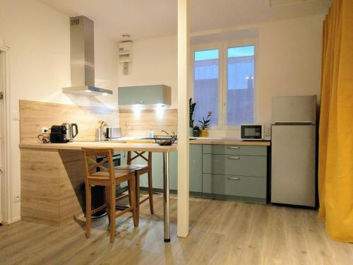 Appartement Charmant T2 de 47 m2 en centre-ville